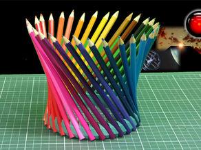 Подставка для карандашей Корона