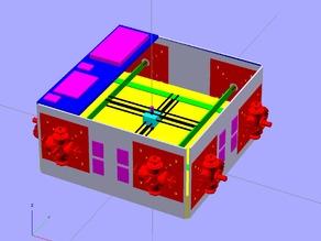 3d принтер - модель