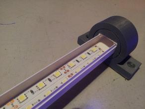 Корпус светодиодной лампы
